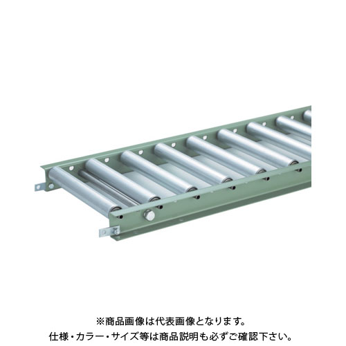 【運賃見積り】【直送品】 TRUSCO スチールローラーコンベヤ Φ38 W400XP100XL1500 VR-3812-400-100-1500
