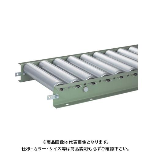 【運賃見積り】【直送品】 TRUSCO スチールローラーコンベヤ Φ57 W300XP75XL3000 VR-5714-300-75-3000