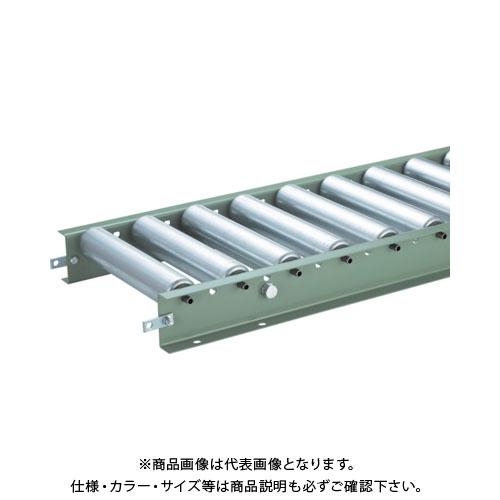 【運賃見積り】【直送品】 TRUSCO スチールローラーコンベヤ Φ57 W400XP100XL1000 VR-5714-400-100-1000