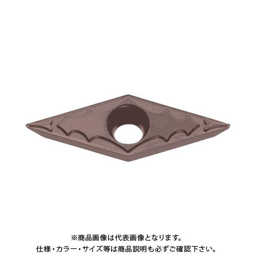京セラ 旋削用チップ PVDコーティング PR1025 10個 VPGT110301M-CF:PR1025