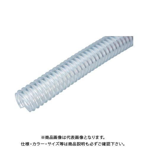 【運賃見積り】【直送品】 カナフレックス サクションホース V.S.-A型 38径 50M VS-A-038-50