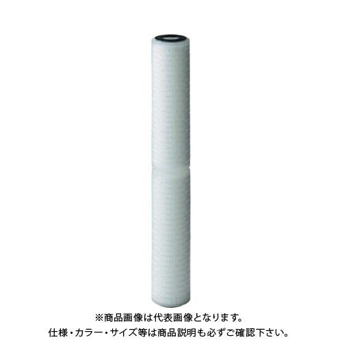 AION フィルターエレメント WST (ダブルオープンエンド・EPDmガスケット) ろ過精度:0.4μm W-004-D-DO-E