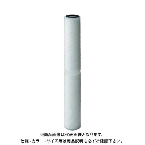 AION フィルターエレメント WST (ダブルオープンエンド・バイトンガスケット) ろ過精度:0.4μm W-004-D-DO-V