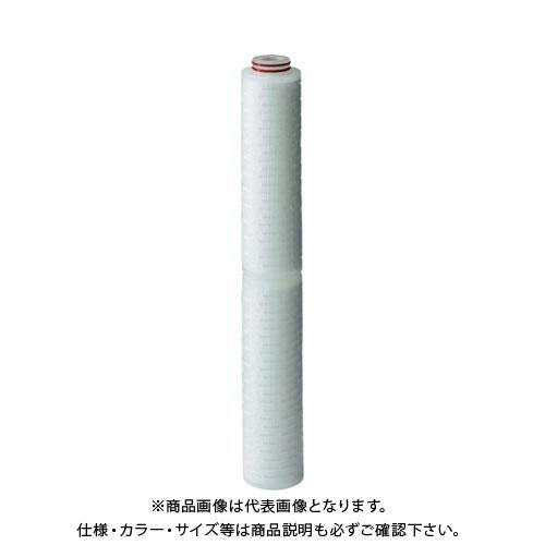 AION フィルターエレメント WST (シングルオープンエンド・シリコンガスケット) ろ過精度:0.4μm W-004-D-SO-S