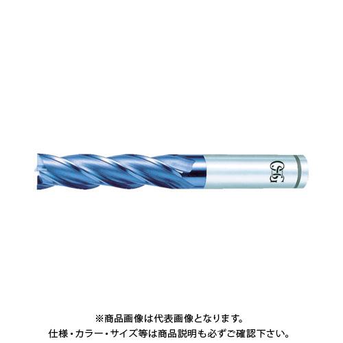 OSG ハイスエンドミル 8452690 V-XPM-EML-19