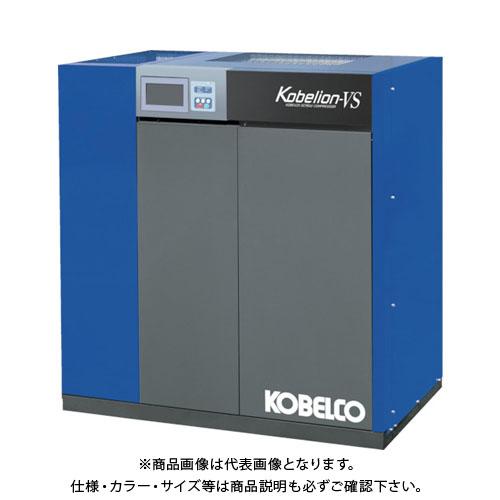 【直送品】コベルコ 油冷式スクリューコンプレッサー 22.0kW VS425AD3-22