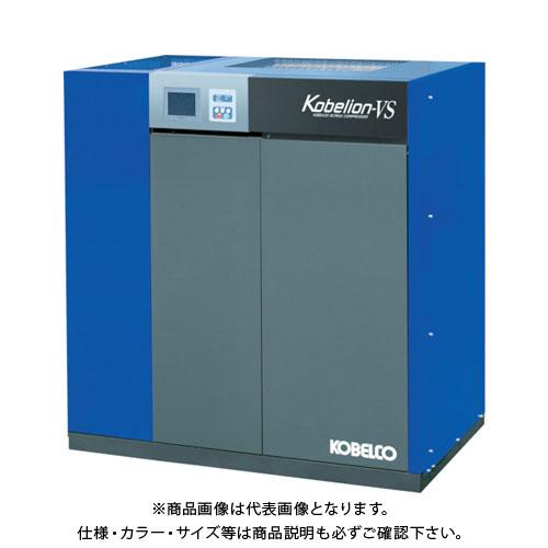 【直送品】コベルコ 油冷式スクリューコンプレッサー VS695AD3-37