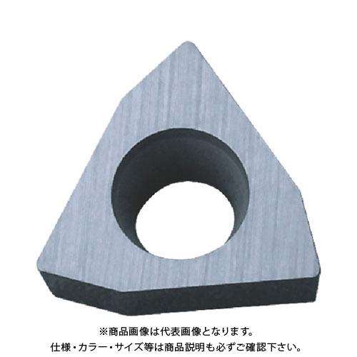 京セラ 旋削用チップ サーメット TN60 10個 WBGW060102L:TN60