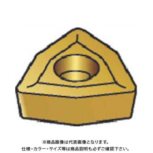 サンドビック コロマントUドリル用チップ 1020 10個 WCMX 05 03 08 T-53:1020