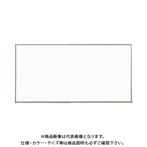 【個別送料1000円】【直送品】TRUSCO スチール製ホワイトボード 白暗線 900X1200 WGH-112SA-BL