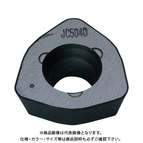ダイジェット 高送りダイマスター用チップ JC5040 10個 WDMW080520ZTR:JC5040