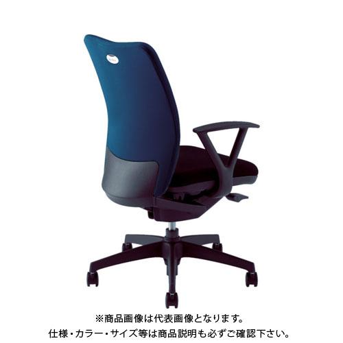 【運賃見積り】【直送品】 ナイキ 事務用チェアー WE513F-DBL