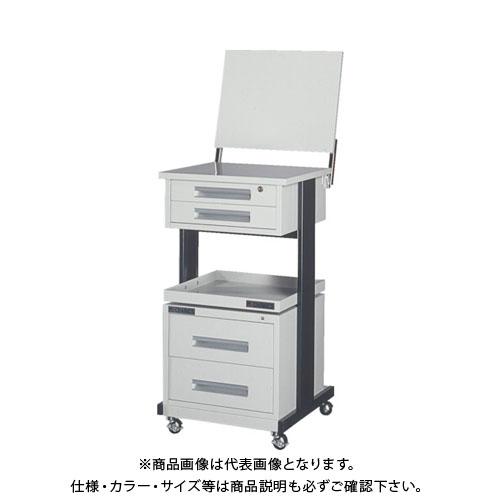 【運賃見積り】【直送品】 MECHANICS ワーキングデスク WD-200D WD-200D