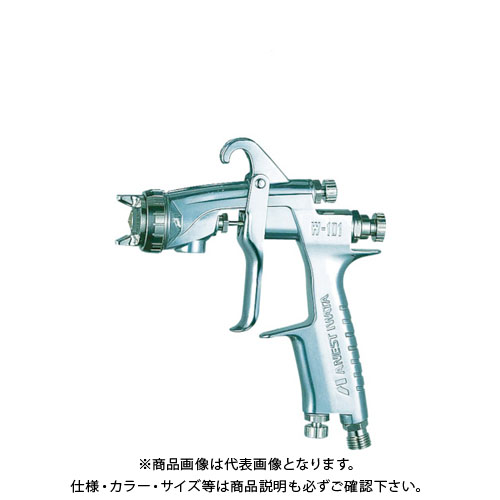 アネスト岩田 小形スプレーガン(重力式) ノズル口径 Φ1.0 W-101-101G