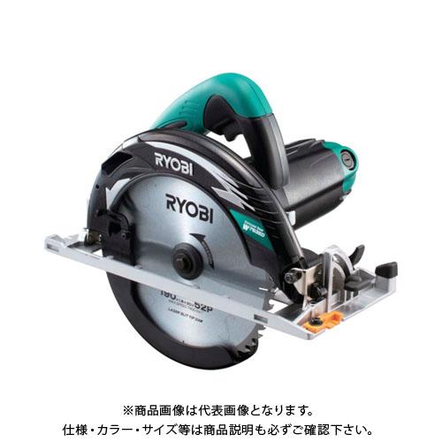 【12月10日はストアポイント5倍!】【直送品】リョービ RYOBI 電子丸ノコ 190mm W-763ED(611021A)