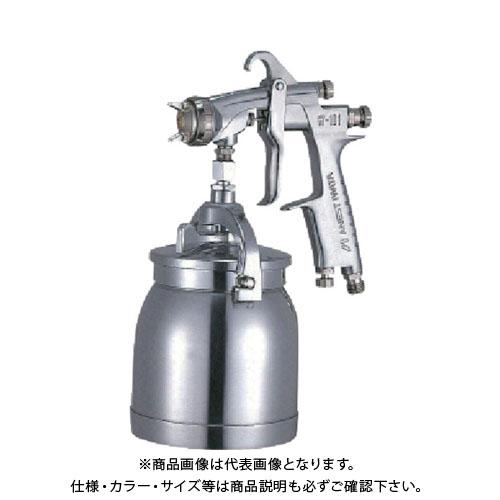 アネスト岩田 小形スプレーガン(吸上式) ノズル口径 Φ1.8 W-101-181S
