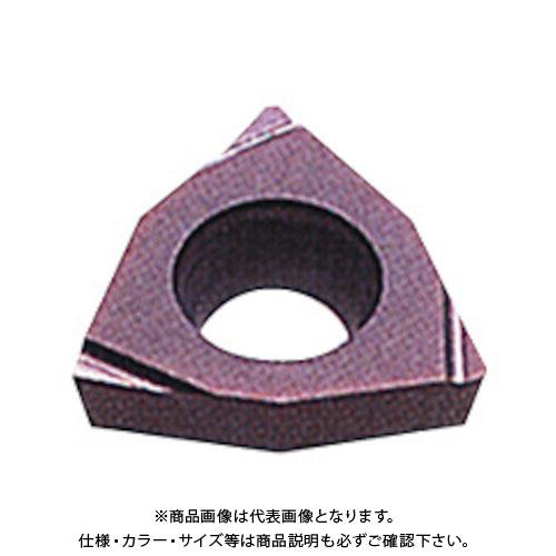 三菱 P級サーメット旋削チップ NX2525 10個 WPGT040204R-FS:NX2525