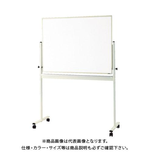 【直送品】TRUSCO 白暗線付 片面移動ボード 白枠 900X1800 WMG-402SA-W