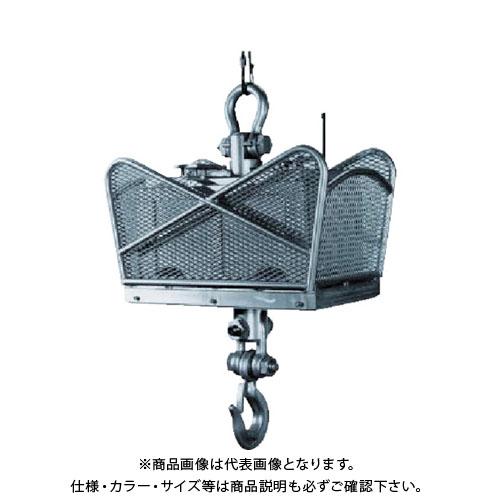 【運賃見積り】【直送品】SHUZUI 耐熱吊秤 コロナ7 秤量3t 目量1kg WLS-H-3