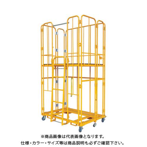 【運賃見積り】【直送品】ワコー タワーステージ(高所作業台) WKTS-1311