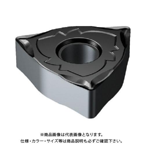 サンドビック T-Max P 旋削用ネガ・チップ 1105 10個 WNMG 08 04 04-SF:1105