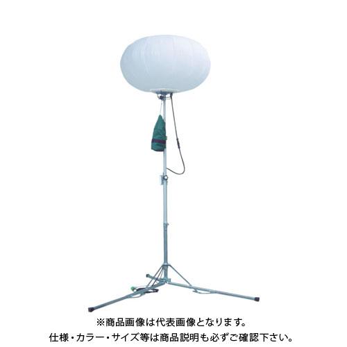 【運賃見積り】【直送品】ワコウ LED300Wバルーン照明機(ハードケース入) WL301SLBAKS-2