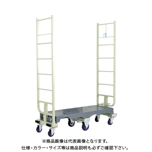 【直送品】 ワコー スリムカート(ネスティングタイプ) WSC-2