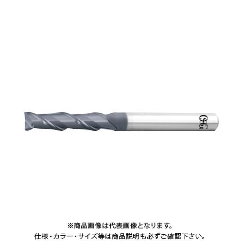 OSG 超硬エンドミル WXL 2刃 4.0D刃長 3182720 WXL-4D-DE-12