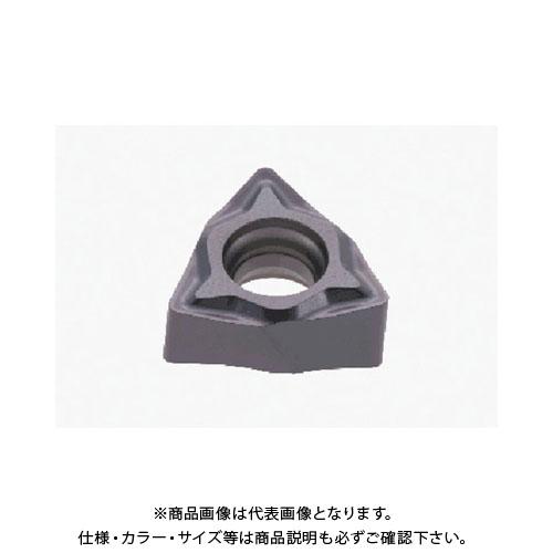 タンガロイ 旋削用G級ポジTACチップ AH725 10個 WXGU040302L-TS:AH725