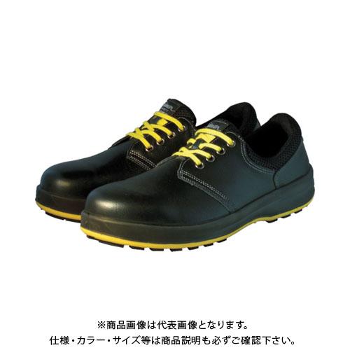 シモン 安全靴 短靴 WS11黒静電靴K 30.0cm WS11BKSK-30.0