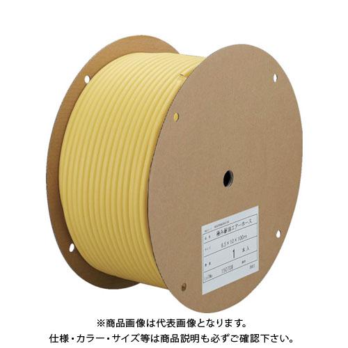 WTB 極み耐油エアーホース 6.5X10X100M巻 WSOH-6510X100