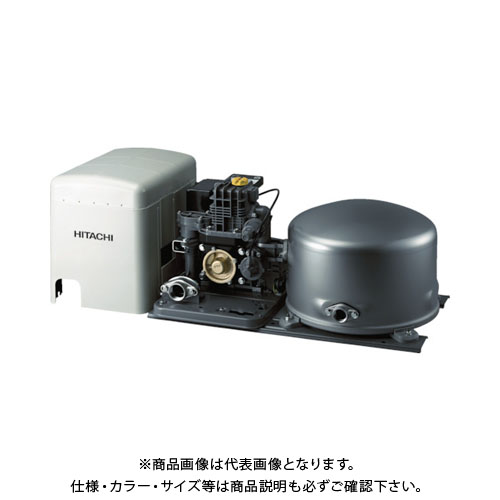 【運賃見積り】【直送品】日立 インバーター浅井戸用自動ポンプ WT-P400X