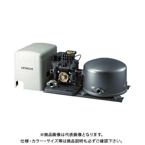 【運賃見積り】【直送品】日立 インバーター浅井戸用自動ポンプ WT-K750X