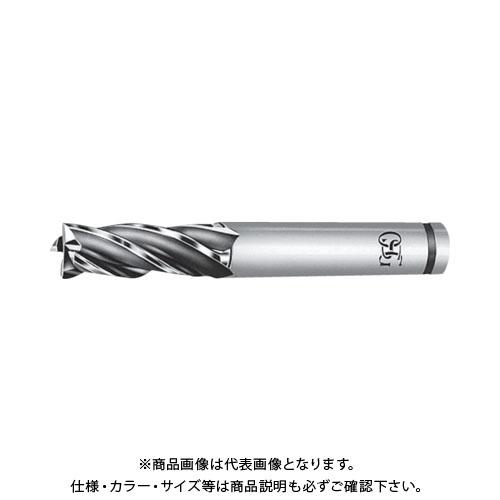 OSG XPMエンドミル 4刃 ショート 19 89129 XPM-EMS-19