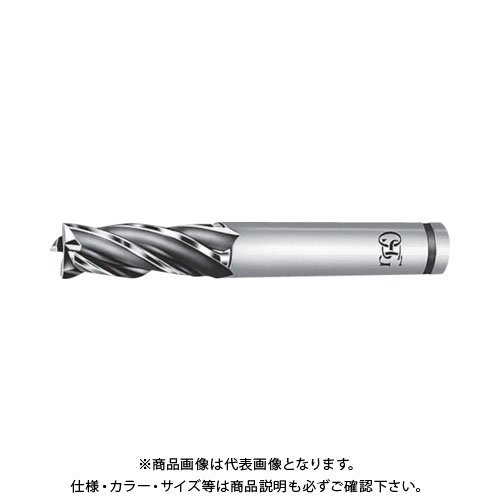 OSG XPMエンドミル 4刃 ショート 22 89132 XPM-EMS-22