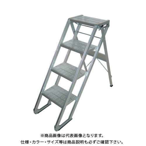 【個別送料1000円】【直送品】 MT MTステップXECO4段 XE404