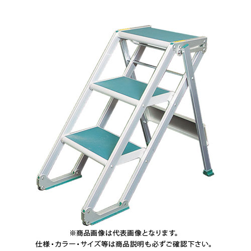【個別送料1000円】【直送品】 MT MTステップX型3段 X403