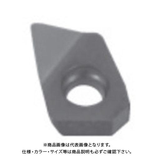 タンガロイ 転削用C.E級TACチップ DS1200 10個 XVGT09X405FP-AJ:DS1200
