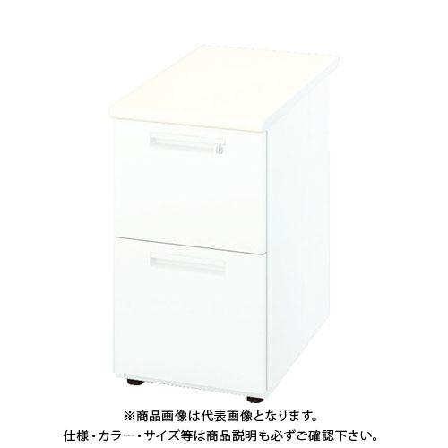 【運賃見積り】【直送品】 ナイキ 脇デスク XED047A-WH