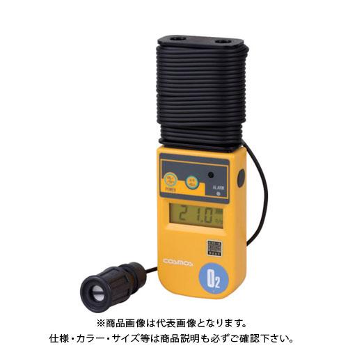 【直送品】新コスモス デジタル酸素濃度計 10mケーブル付 XO-326-2SC