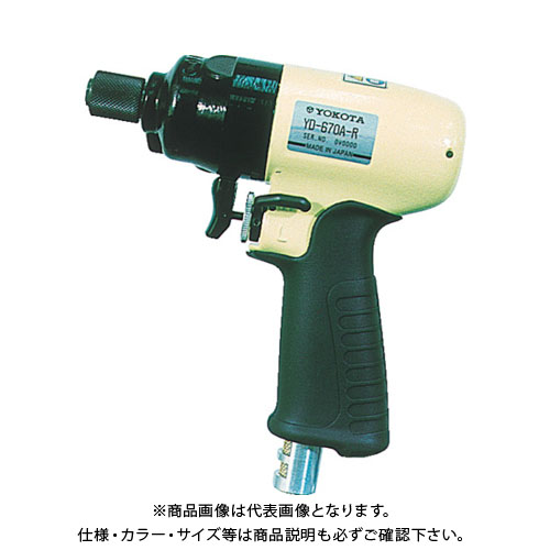 ヨコタ インパクトドライバ2段リニア YD-670A-R