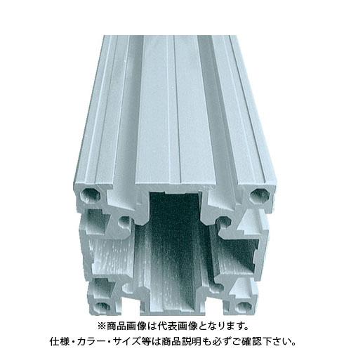 【個別送料1000円】【直送品】ヤマト アルミフレームYF-6060-6-2400 YF-6060-6-2400