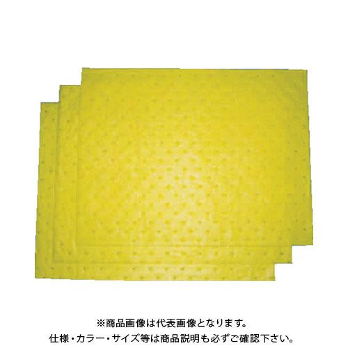 橋本 オイルシート イエロー 薬品対応 400mm×500mm (150枚入) YHO-4050