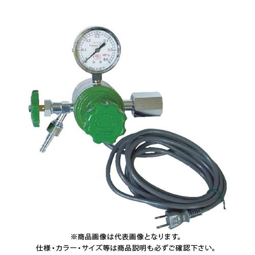 ヤマト ヒーター付圧力調整器 YR-507V YR-507V-11-CO2