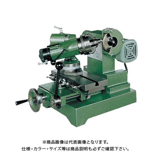 【運賃見積り】【直送品】 オオロラ ドリル研削盤 YG-200F
