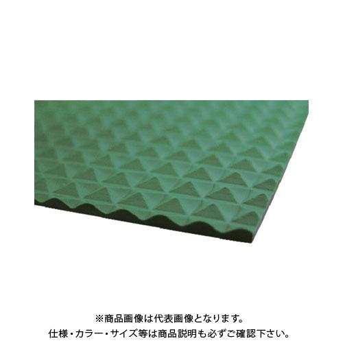 【運賃見積り】【直送品】MF エンビシート(グリーン)ピラマット YS022