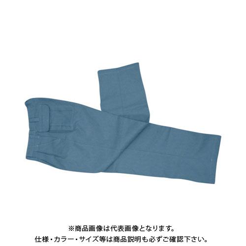 【8月1日限定!Wエントリーでポイント14倍!】吉野 ハイブリッド(耐熱・耐切創)作業服 ズボン ネイビーブルー YS-PW2BLL