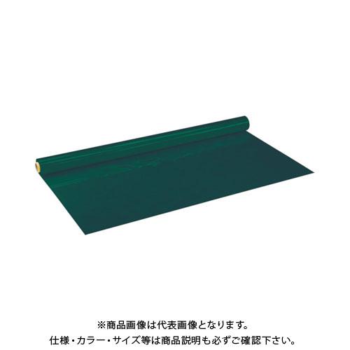 【運賃見積り】【直送品】吉野 遮光シート ロール ダークグリーン 2060mm×30m YS-SDG-R