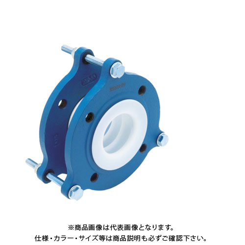 ゼンシン フッ素樹脂製防振継手(フランジ型) ZTF-5000-50