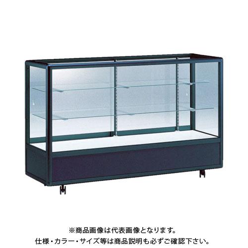 【運賃見積り】【直送品】 UACJ ゼガロ 平ケース(1800×450×950)ブラック ZHA-6152-BK